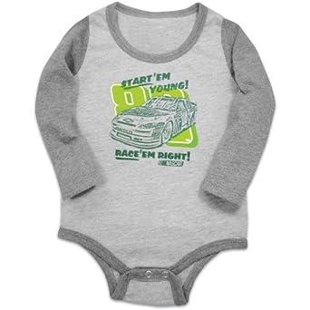 Amazon.com: NASCAR Dale Earnhardt Jr Infant Onesie: Infant And Toddler