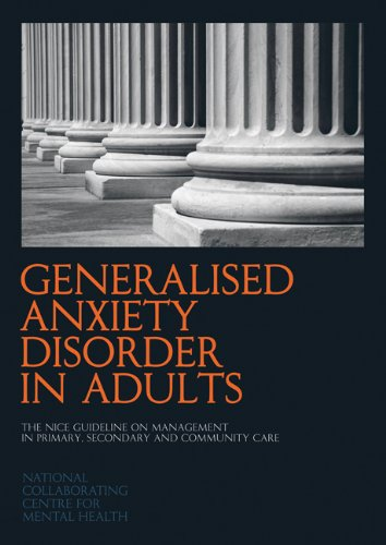 Generalised Anxiety Disorder in Adults