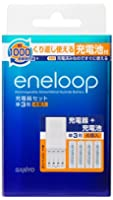 SANYO eneloop 充電器 単3形4個セット (単3形・単4形兼用) N-TG1S