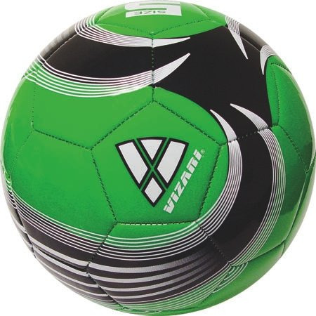 Vizari Astro Soccer Ball, Green(4)
