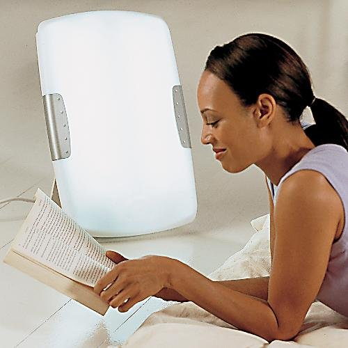 Verilux HappyLight Deluxe 10,000 LUX Sunshine Simulator