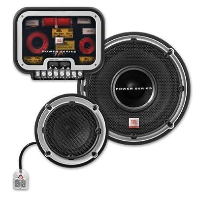JBL Power P 6563 C 3-Wege Auto-Lautsprecher (270 Watt) schwarz