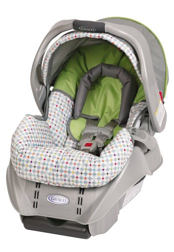 Review Of Graco SnugRide Classic Connect Infant Car Seat, Pasadena