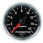 Auto Meter 3844 GS Electric Pyrometer...