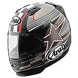 アライ(ARAI) バイクヘルメット フルフェイス RAPIDE-IR MIGLIA STAR レッド (59-60)