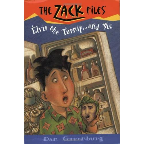 Zack-Files-14-Elvis-the-Turnip-and-Me-Greenburg-Dan-Author-Davis-Jack-E