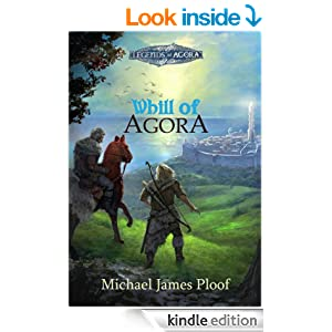 Whill of agora book cover