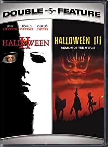 Halloween Ii Halloween Iii - Season Of The Witch Double Feature by Universal Studios