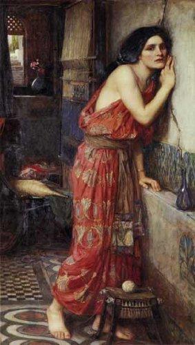 Thisbe by John William Waterhouse