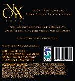 "2007 Terra Blanca ""ONYX"" Red Mountain Bordeaux Blend 750 mL"