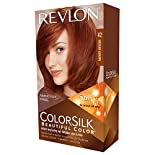 Revlon ColorSilk Permanent Color, Medium Auburn 42