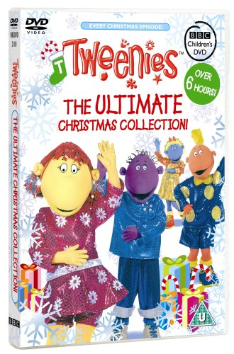 Tweenies - The Ultimate Christmas Collection [DVD]