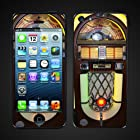 Apple iPhone 5 Skin Cover-Jukebox design protective skin- ip5juke