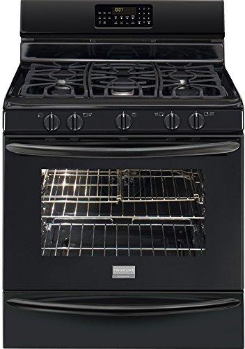 Frigidaire-FGGF3058RB30-Black-Gas-Sealed-Burner-Range
