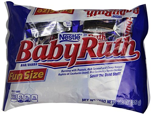 Baby Ruth Funsize Bag-11.5 oz (Baby Ruth Chocolate compare prices)