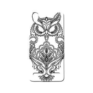 BLUEDIO Designer 3D Printed Back case cover for Lenovo A6000 / A6000 + - G7722