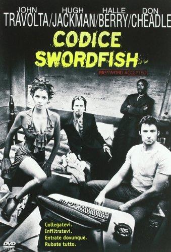 Codice: swordfish [Italia] [DVD]