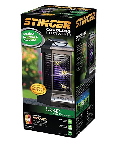 042578501008 - Stinger Cordless Rechargable Insect Zapper carousel main 1