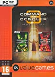 Command & Conquer 3 : Tiberium Wars + Kane's Wrath Deluxe Edition (PC DVD)