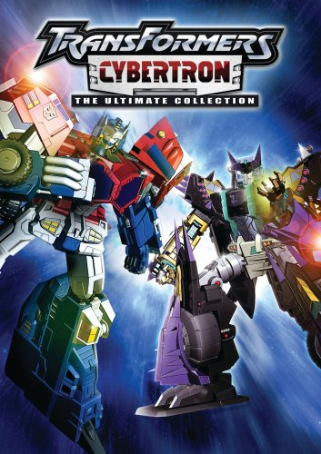 Cover art for  Transformers Cybertron: The Ultimate Collection (2008)