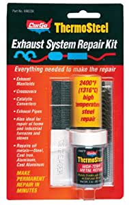 Blue Magic 18022KTRI ThermoSteel Exhaust System Repair Kit