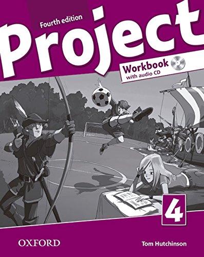 Project 4th. Workbook. Con espansione online. Con CD. Per la Scuola media: Project 4: Work Book Pack (4th Edition) (Project Fourth Edition)
