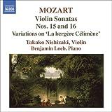 Violinsonaten Vol. 5 (Nr. 15+16)