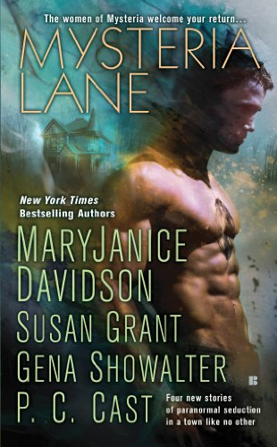 MaryJanice Davidson, P. C. Cast, Susan Grant  Gena Showalter - Mysteria Lane