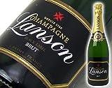 ランソン ブラックラベル ブリュット 750ml シャンパン [並行輸入品]