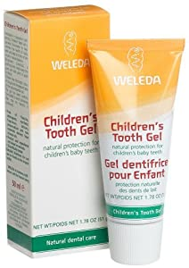 Weleda Body Care - Childrens Tooth Gel 1.7ounce