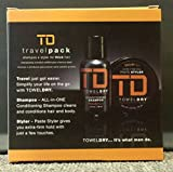 TD Travel Pack for Thick Hair