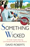 Something Wicked (Edward Corinth-Verity Browne Mysteries)