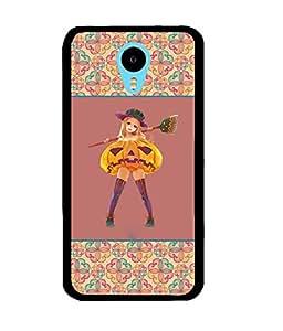 Fuson 2D Printed Girly Designer back case cover for Meizu M1 Note - D4265