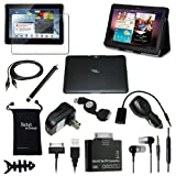 DigitalsOnDemand 14-Item Accessory Bundle for New Samsung Galaxy Tab 2 (10.1-Inch, Wi-Fi)