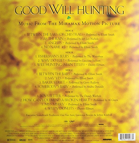 a description of the film good will hunting Good will hunting tells the poignant story of will and sean's coming to terms with the blows life has dealt them and with  the movie ends as chuckie poignantly .