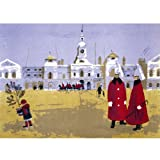 Horse Guards Parade Pack of 10 Christmas Cards (Large Rectangle)||RF10F