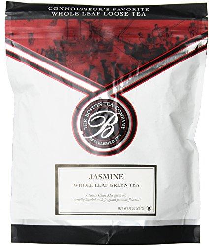 Boston Tea Finest année en vrac thé vert au