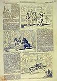 1844 の道化師の劇場の Crotchet の震え声場面 Astleys