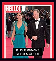 Hello Magazine - Magazine Gift Subscription