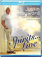 Justin Hayward - Spirits... Live - Live at the Buckhead Theatre, Atlanta [Blu-ray]
