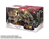 PSP「プレイステーション・ポータブル」 新米ハンターズパック ブラック/レッド(PSPJ-30020)