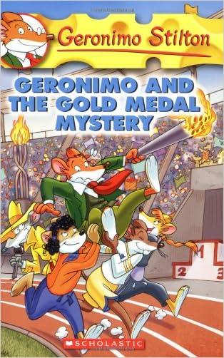 Geronimo and the Gold Medal Mystery (Geronimo Stilton, No. 33)