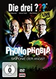 DVD & Blu-ray - Die drei ??? - Phonophobia: Sinfonie der Angst