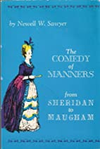 The Comedy of Manners from Sheridan to…