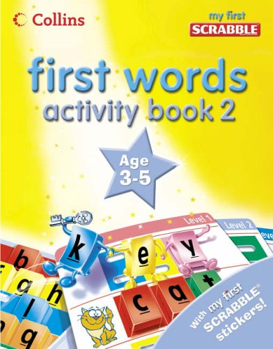 First Words: Activity Book (First Words) PDF