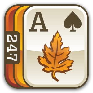 Fall Solitaire - Classic Solitaire, Spider Solitaire, and more! from 24/7 Games LLC
