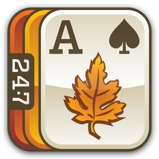 fall spider solitaire