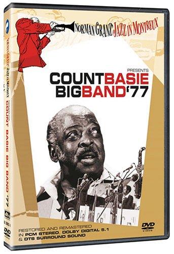 Norman Granz Jazz In Montreux Presents Count Basie Big Band '77