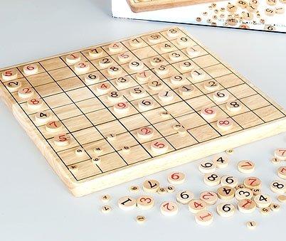 Cheap Fame USA Wood Sudoku (B000M15ZDE)