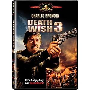 Amazon.com: Death Wish 3: Charles Bronson, Deborah Raffin